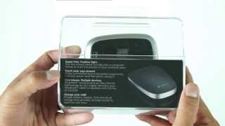 Logitech UltraThin Touch Mouse T630: unboxing + Full Review