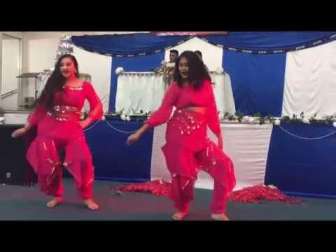 Fijian Indian dance