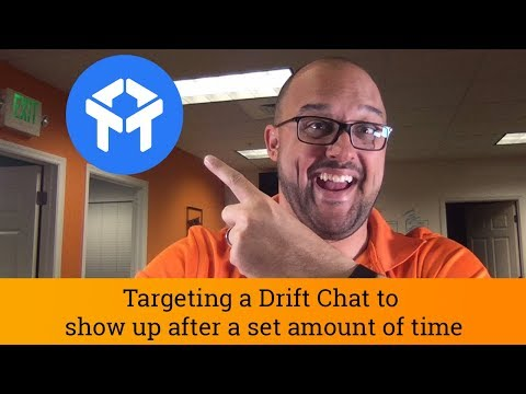 Drift Tutorial: Targeting a Drift Bot to show up after a set amount of time