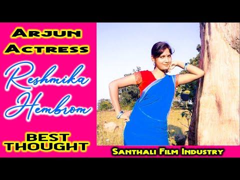 Santali film Arjun | Reshmika Hembrom...