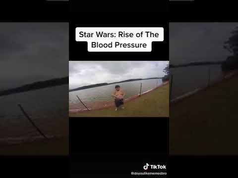 Star Wars Rise Of The Blood Pressure Youtube