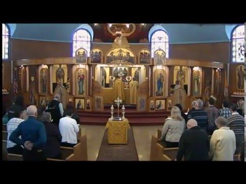 Divine Liturgy - January 17, 2016