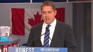 Conservative Leader Andrew Scheer calls for RCMP probe into SNC-Lavalin scandal
