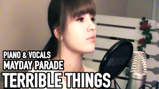 Repeat youtube video (Mikutan) Terrible Things - Mayday Parade [Piano & vocal cover]