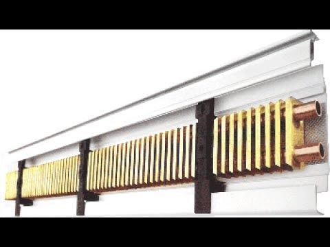 tutorial installazione riscaldamento a battiscopa radiante