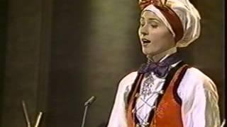ソルヴェイグの歌 SOLVEIG S SONG シセル・シルシェブー UPG‐0182