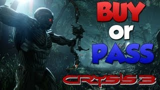 Crysis 3: BUY or PASS? First Impression Review (Crysis 3 Shotgun PC Gameplay)