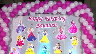 Sahasra Happy Birthday