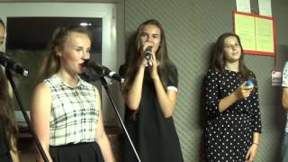 Repeat youtube video Toto-Africa-cover Zespół Interim Gimnazjum w Ślęzakach