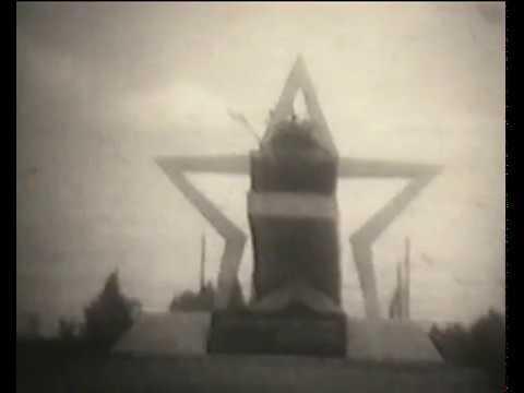 Липецк на киноплёнке в 1970 е