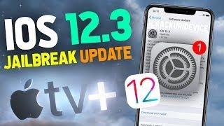 iOS 12.3 Jailbreak Update: New 12.3 Features & WARNING!