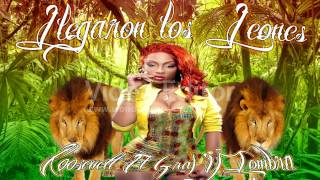 Llegaron Los Leones - Roosevelt FT Graf & Zombra [Prod By. Weed Music]