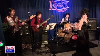 2011.12.21五反田Rockyでのワンマン・ライブの映像より 鍵山珠里「涙は...