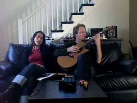 Jenna Mammina and Brian Gore--