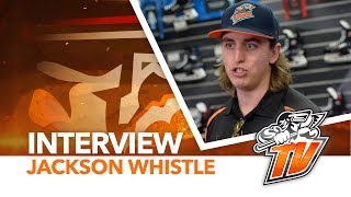 Steelers TV - Interview - New signing Jackson Whistle