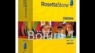 Rosetta Stone Tanıtıyorum Çince Ana Dilimiz