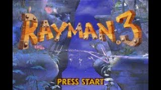 Game Boy Advance Longplay [005] Rayman 3