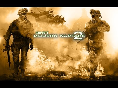 Call of Duty Modern Warfare 2 | Full Playthrough