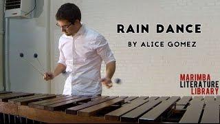 Rain Dance, by Alice Gomez - Marimba Literature Library
