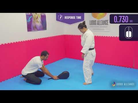 Ludus Alliance - Training Center | Daeshi Harai - Response Time (Judo)