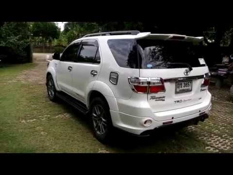 Toyota Fortuner 1kd 3.0L  4 Full Time