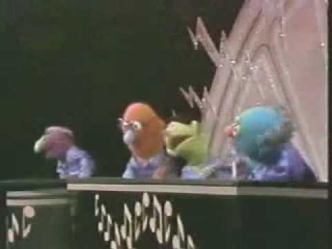 Classic Sesame Street - Cab Calloway sings