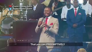 Praying Before Trouble Comes~Preemptive PRAYER With Prophet Shepherd Bushiri