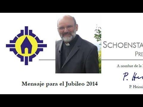 Carta Jubileo Schoenstatt 2014 - Presidencia Internacional - P. Heinrich Walter - SchCom102es