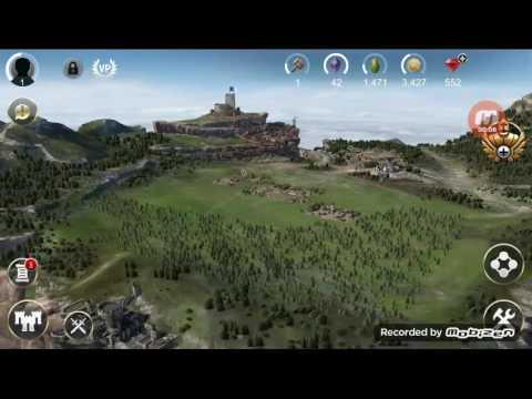Dawn of Titans начать новую игру (смена аккаунта)