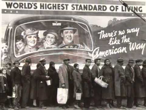 great depression effects