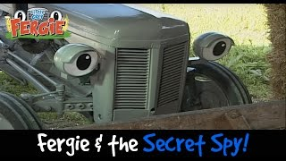 Fergie & the Secret Spy! | Little Grey Fergie