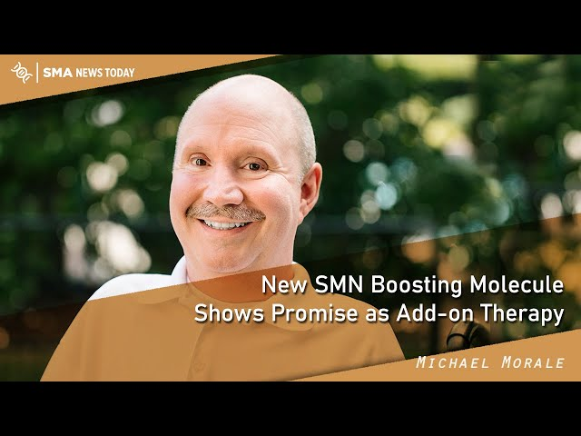 New SMN Boosting Molecule Shows Promise as Add on Therapy