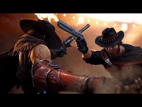 Mortal Kombat 11: Секретная концовка за Эррона Блэка   Erron Black Ending
