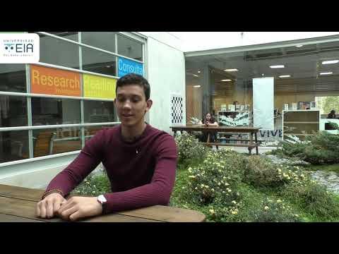 Alberto Salazar - Movilidad entrante Universidad EIA