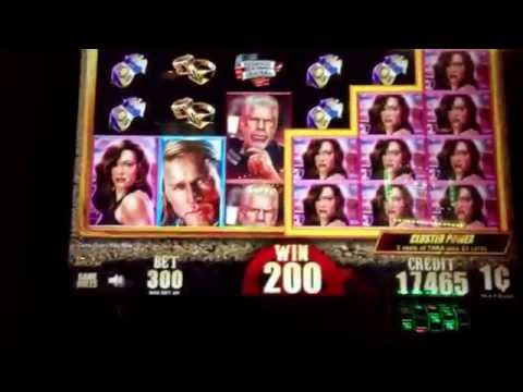 Sons of Anarchy Slot Machine $3.00 Max Bet Newcastle Casino Newcastle, Oklahoma