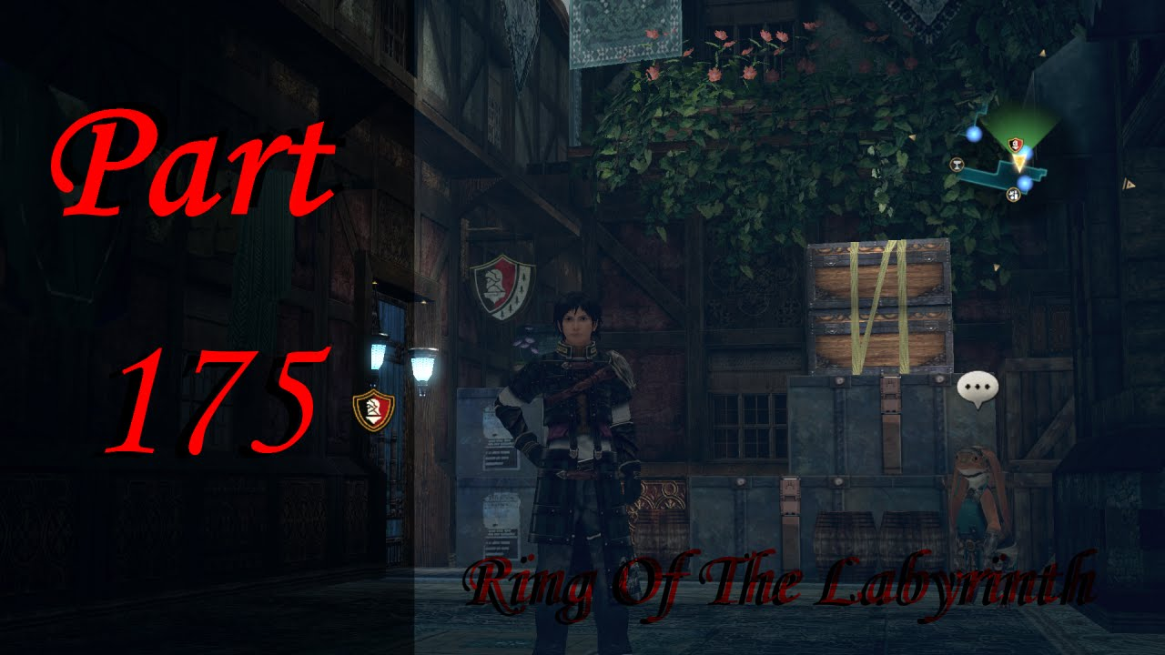 The last remnant part 175 ring of the labyrinth 1 youtube the last remnant part 175 ring of the labyrinth 1 malvernweather Choice Image