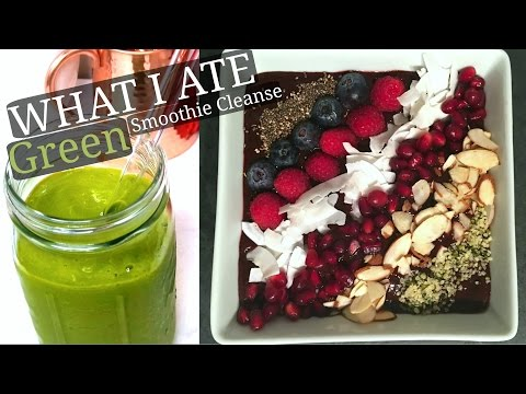 what-i-ate-❤︎-10-day-green-smoothie-cleanse