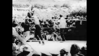 Jack Johnson Vs. James J Jeffries (July 4th, 1910)
