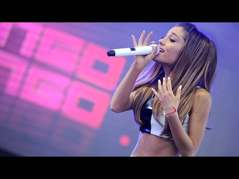 See Ariana Grande's Evolution From Child Star to Pop Star - YouTube