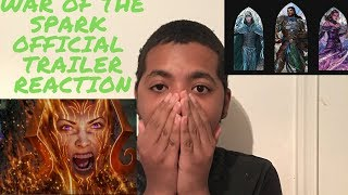 War Of The Spark Official Trailer Reaction