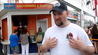 Coney Island: Luna Park / Around the Park VLOG / July 19, 2014 / Part 1 of 3