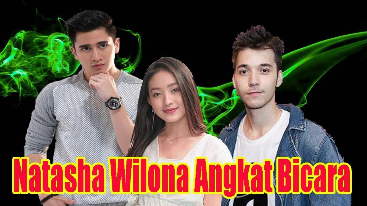 Natasha Wilona Dituding Gampang Cinlok, Ini Jawaban Mantan Verrell Bramasta  & Stefan William
