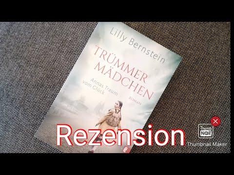 Trümmermädchen YouTube Hörbuch Trailer auf Deutsch