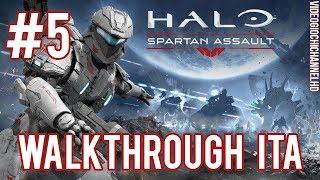 Halo: Spartan Assault Walkthrough ITA - #5: Missioni B4, B5 e C1