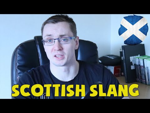 Scottish Slang || Are we still Speaking English!