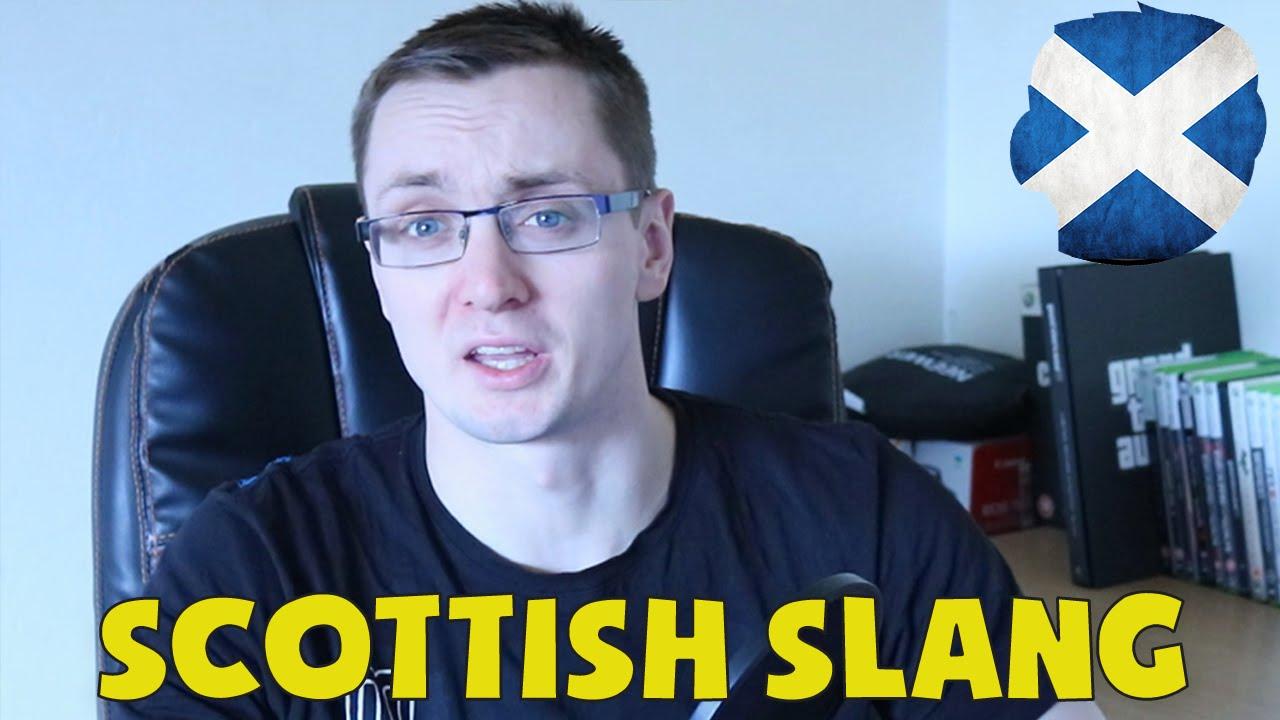 Scottish Slang || Are we still Speaking English!