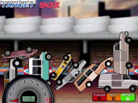 Destroy all Cars Glitch