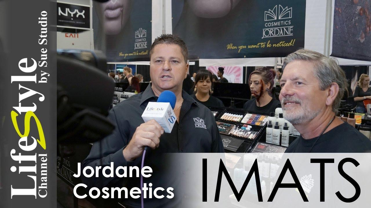 Jordane Cosmetics on LifeStyle Channel