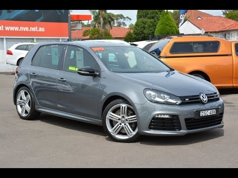 VW Golf R 2012 Auto for sale @ Newcastle Vehicle Exchange