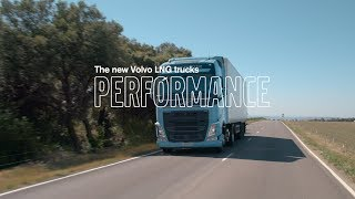 Volvo Trucks – Power and performance with our new gas-powered trucks